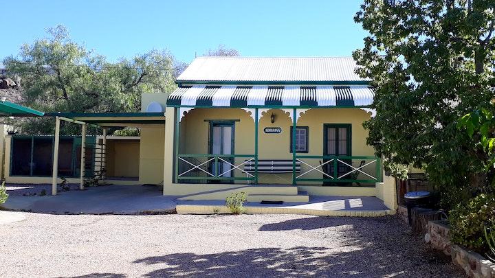 Prince Albert Accommodation at Huis Adriaann | TravelGround