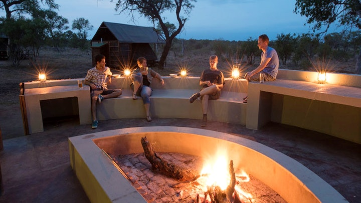 Kruger National Park South Accommodation at Buffelshoek Tented Camp | TravelGround