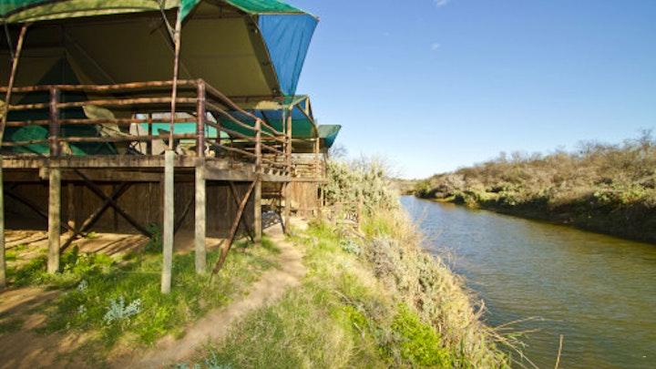 Cacadu-distrik Akkommodasie by Timbila Game Reserve   LekkeSlaap