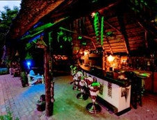 Outdoor African Bar