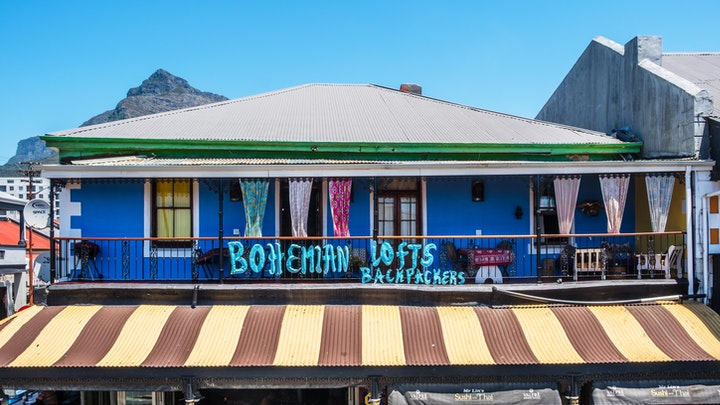 Observatory Accommodation at Bohemian Lofts Backpackers | TravelGround