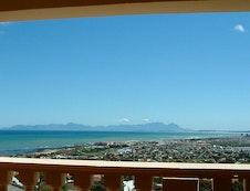 Merlot Balcony View