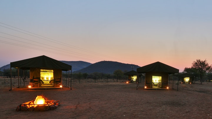 Pilanesberg National Park Accommodation at Tented Adventures Pilanesberg | TravelGround