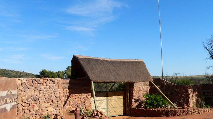 Waterberg Accommodation at Matingwe Lodge and Private Game Reserve | TravelGround