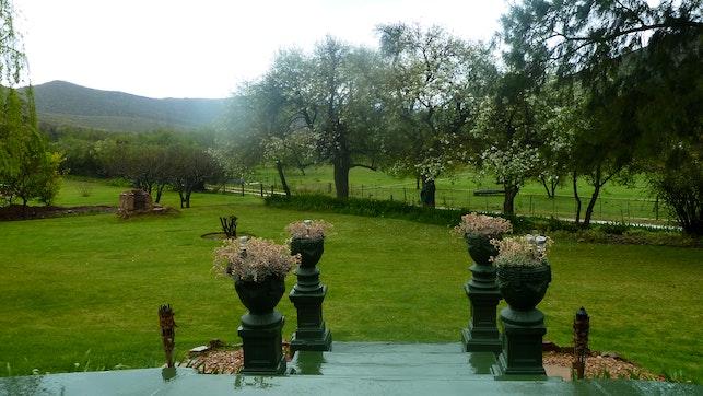 at Ladismith Country House   TravelGround