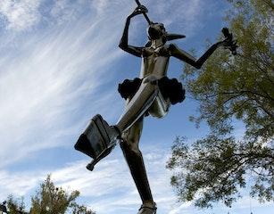 Jacques Fuller Sculpture