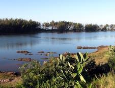Amatikulu lagoon
