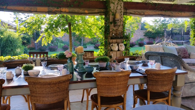by Town and Country Guest House | LekkeSlaap
