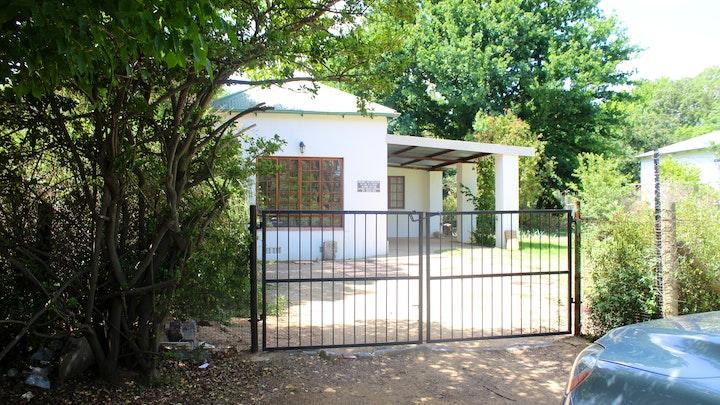 Vrede Akkommodasie by Driefontein Woonstel | LekkeSlaap