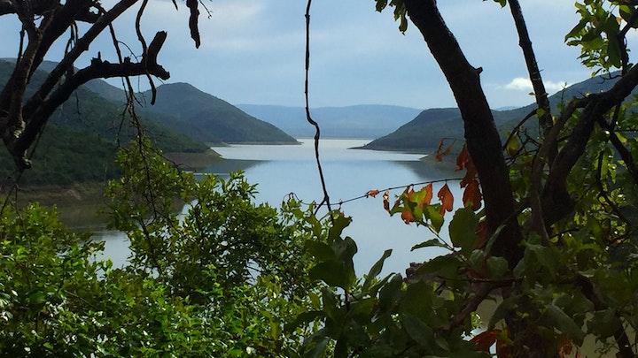 Pongolapoort Dam Accommodation at Cycad Rock Fishing Lodge | TravelGround