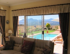 View from Pinotage Suite