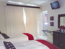 Black & Red Room