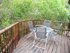 Bush Baby Room Balcony