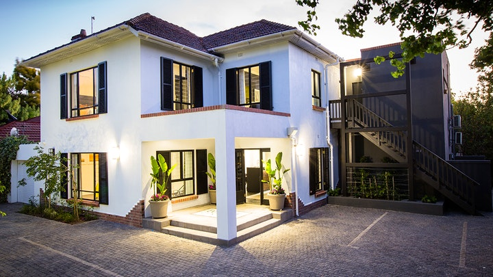 Stellenbosch Central Accommodation at Twice Central Guesthouse   TravelGround