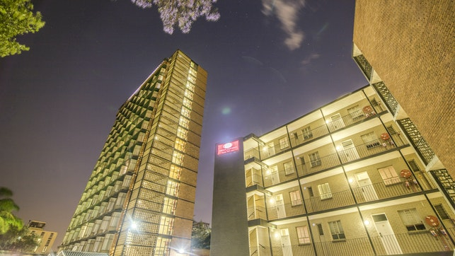 by Hotel 224 and Serviced Apartments | LekkeSlaap