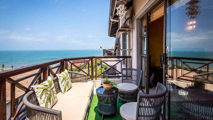 by Ocean View Lodge Umdloti | LekkeSlaap