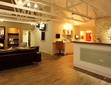 Feathers Lodge Reception