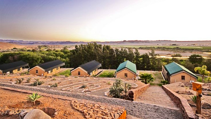 Namaqualand Accommodation at Frontier River Resort | TravelGround