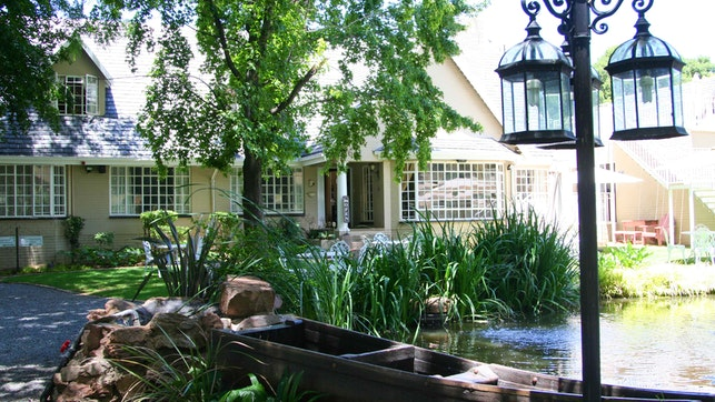 by Greenfields Guest House | LekkeSlaap