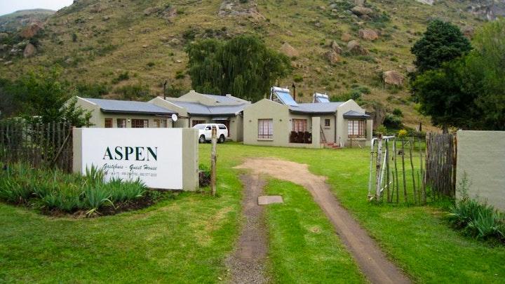 Clarens Akkommodasie by Aspen Guest House | LekkeSlaap