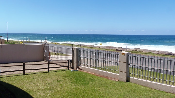 Margate Accommodation at Glyndale Sands B | TravelGround