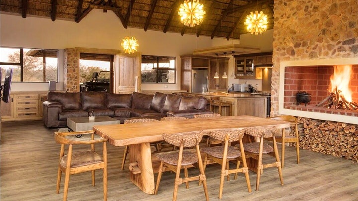 by Kudu Lodge, Ditholo Wildlife Estate | LekkeSlaap