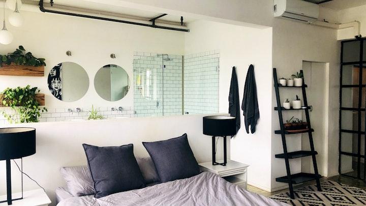 Woodstock Accommodation at Queenspark Loft Apartment | TravelGround