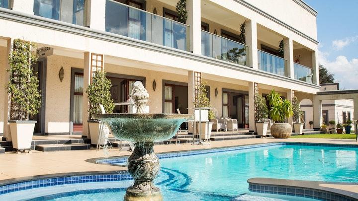 Craighall Park Accommodation at Gardenia Boutique Hotel | TravelGround