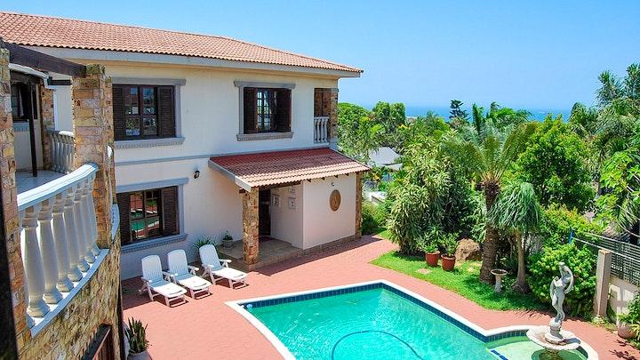Umhlanga Accommodation at Villa Anastasia Bed and Breakfast | TravelGround