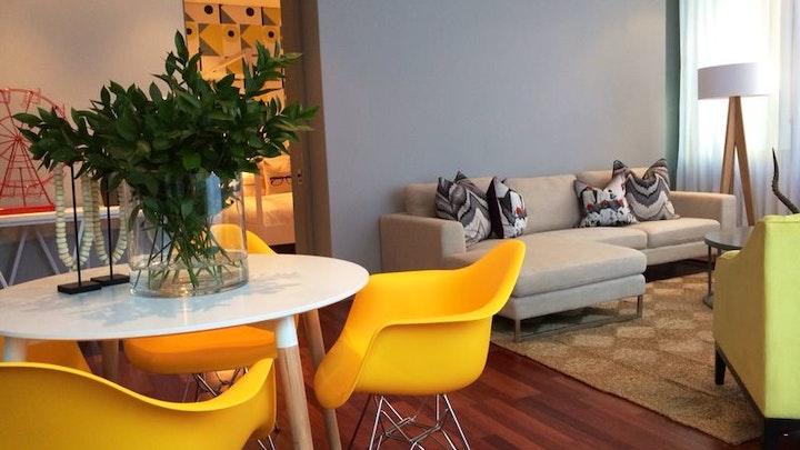 Kaapstad Middestad Akkommodasie by Caspar's 1 Bed Apartment | LekkeSlaap