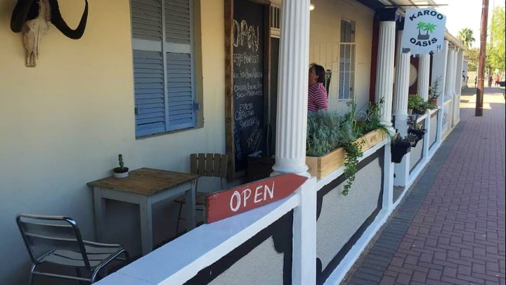 Steytlerville Accommodation at Karoo Oasis | TravelGround