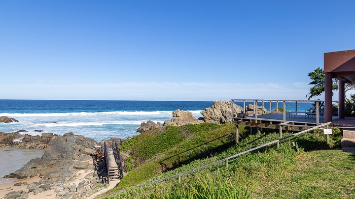 at Picnic Rock Seaside Accommodation   TravelGround