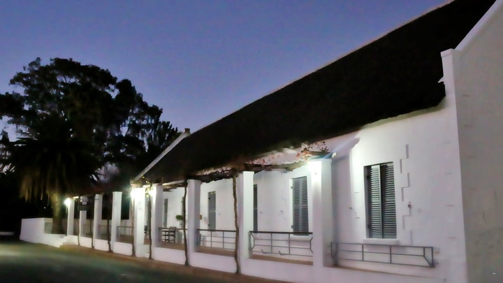 Calitzdorp Accommodation at Port Wine Guest House   TravelGround