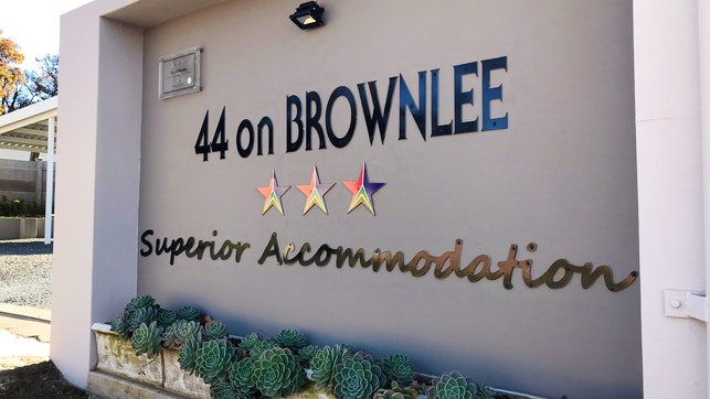 at 44 on Brownlee | TravelGround