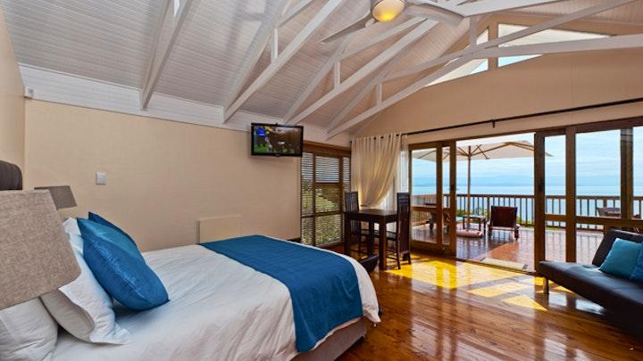 Santosbaai Akkommodasie by Aquamarine Guest House | LekkeSlaap