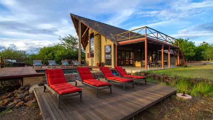by Pilanesberg Private Lodge   LekkeSlaap