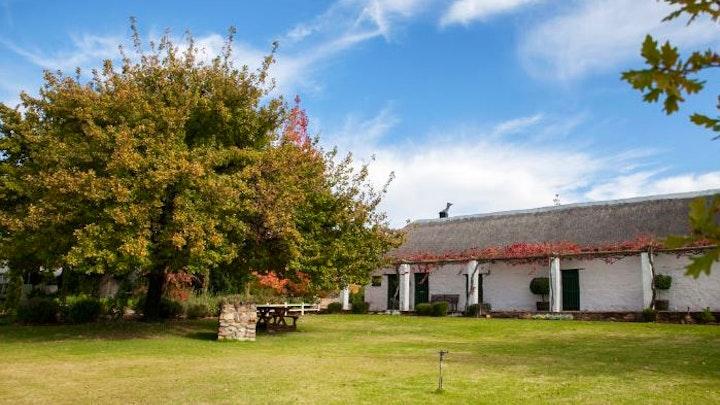 Western Cape Accommodation at Houdenbek Farm Cottages | TravelGround
