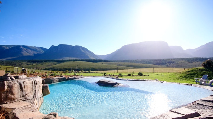 Garden Route Accommodation at Oudebosch Guest Farm | TravelGround