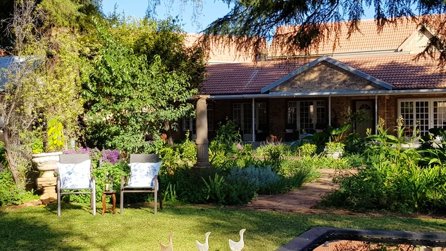at A Country Garden Guest House   TravelGround