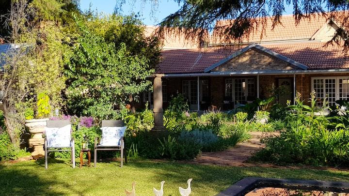 Sentraal Potchefstroom Akkommodasie by A Country Garden Guest House | LekkeSlaap