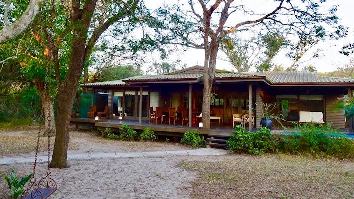 Hluhluwe Accommodation at Imani Bush House   TravelGround