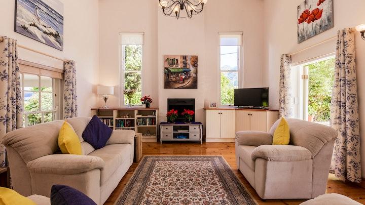 Franschhoek Accommodation at Villa Ashbourne | TravelGround