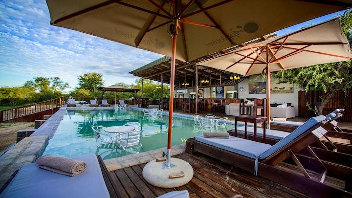 at Shalati Kruger Lodge | TravelGround