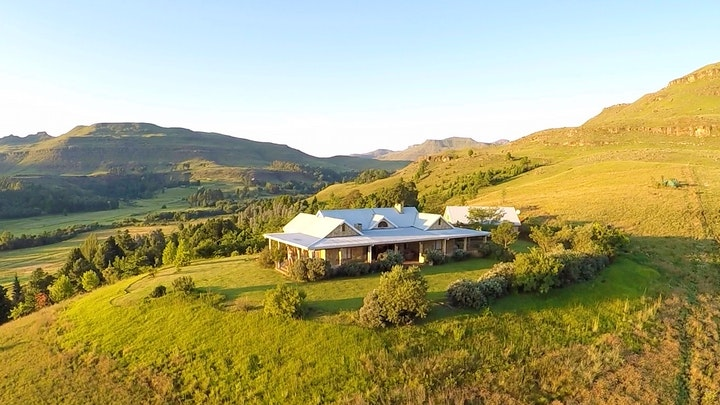 Drakensberg Accommodation at Ambleside Lodge | TravelGround