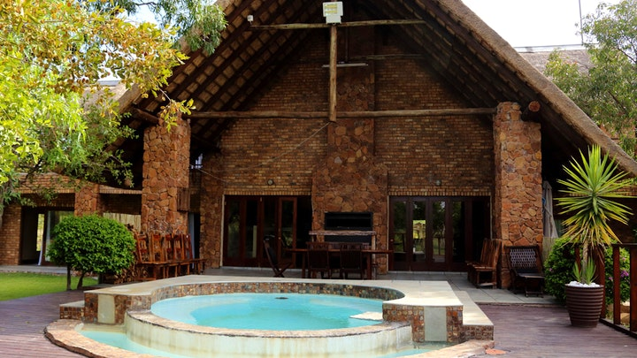 Dinokeng Accommodation at Greenfinch Lodge | TravelGround