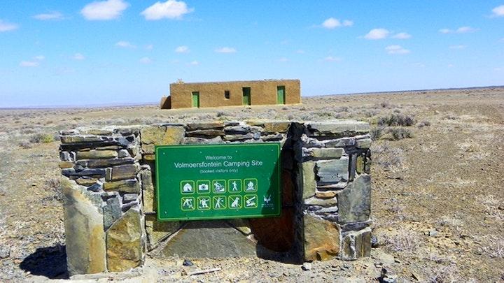 at SANParks Volmoersfontein Campsite | TravelGround