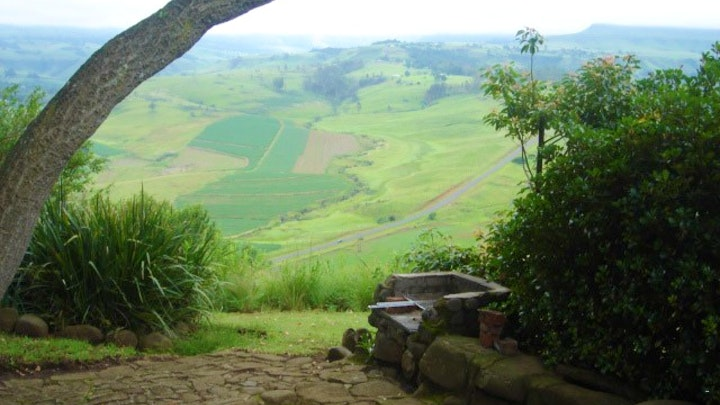 Champagne Valley Accommodation at Drakenzicht Mountain Cottage | TravelGround