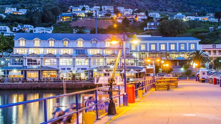 by Aha Simon's Town Quayside Hotel | LekkeSlaap