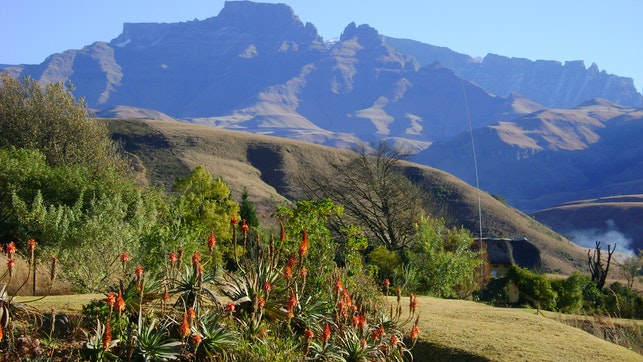 at Inkunzi Cave, Zulu Hut and Diddly Squat | TravelGround