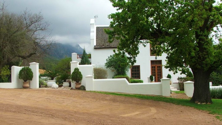 Boland Accommodation at Oudekloof Wine Estate and Guest House | TravelGround
